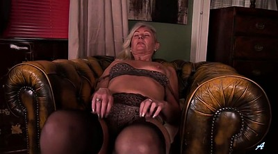 Office, Pussy, Lingerie mature, Hairy pussy, Hairy mature