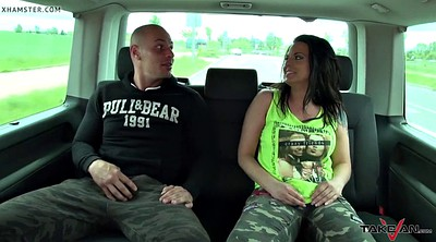 Fake taxi, Fake, Czech taxi, Throat fuck, Fake tits, Fake taxy