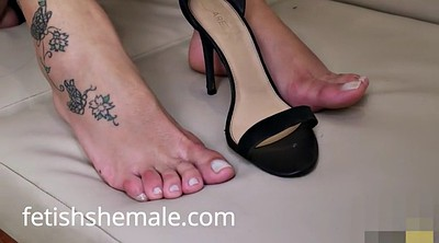 Shemale feet, Shemales feet, Foot solo, Solo foot, Shemale massage, Massage shemale