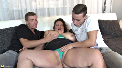 Milf, Old mature, Old young, Son fuck mom, Mom & son, Grannies