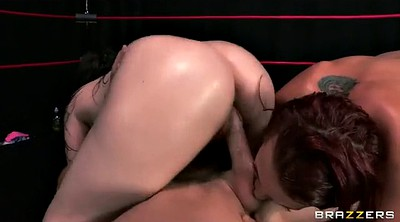 Wrestling, Fight, Two cocks, Bbw hardcore