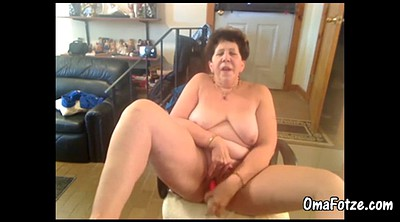 Webcam, Bbw granny