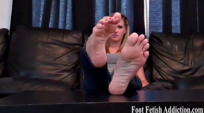 Lick foot, Feet pov