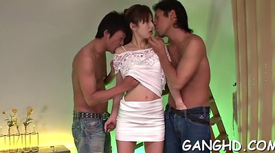 Japanese gangbang, Japanese play