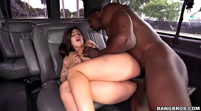 Big black cock, Biggest, Bangbus