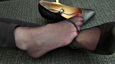 Nylon, Foot fetish