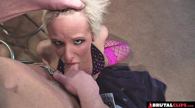 Abused, Anal creampie, Abuse, Blond, Anal abuse