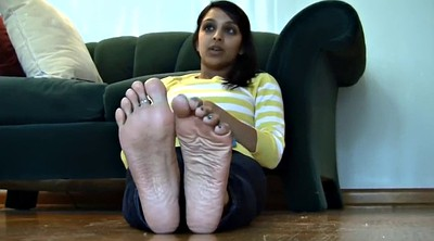 Solo milf, Indians, Feet solo