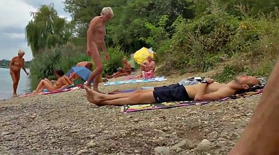 Beach, Nudist, Nudist beach, Young nudists, The young, Nudists