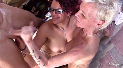 German, Swingers, Mature swinger, German mature
