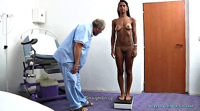 Doctor, Gyno anal, Black granny