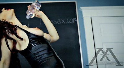 Latex, Teacher, Beauty solo
