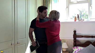 Fuck mom, Mature mom, Young guy, Slut mom, Granny and young