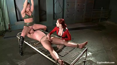 Pain, Painful, Mistress handjob, Experience, Painfully