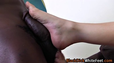 Footjob, Teen footjob, Big feet