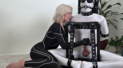 Milk, Bound, Rubber, Bdsm milking