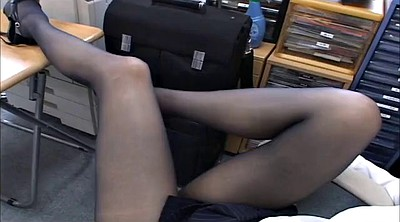 Asian pantyhose