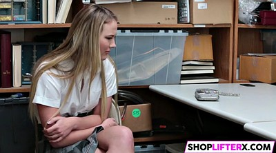 Teen, Shoplifter