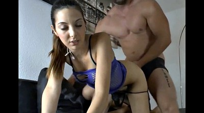 Talking dirty, Femdom handjob, Dirty talk