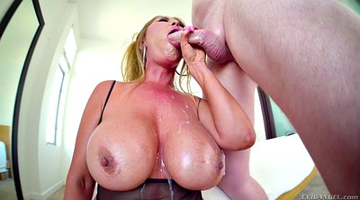 Deep throat, Asian mom, Milf mom, Big mom, Huge tits mom