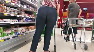 Butt, Granny, Close up