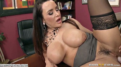 Lisa ann, Busty mature