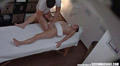 Massage, Czech massage, Voyeur massage