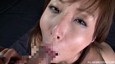 Japanese blowjob, Facial japanese