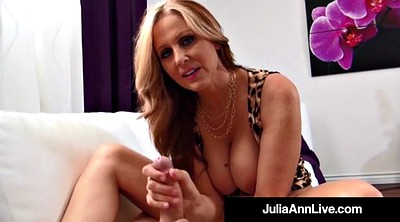 Julia ann, Mature pov, Hot blonde, Mature hot, Ann julia