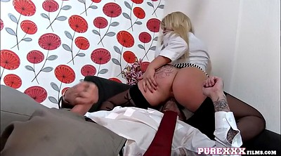 Missionary, Face fuck, Faces, Doggy style