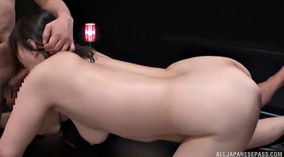 Japanese double penetration, Japanese threesome, Japanese two cock, Two japanese, Pale, Japanese double