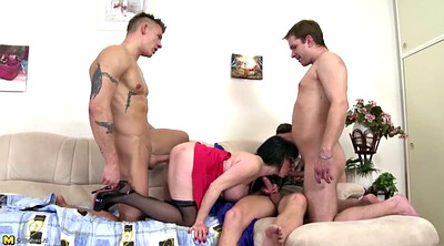 Granny gangbang, Mother son, Gangbang mature, Old gangbang, Young mother, Young gangbang