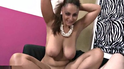 Natural tits, Young tits, Old mature