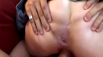 Natural anal, Breast, French granny