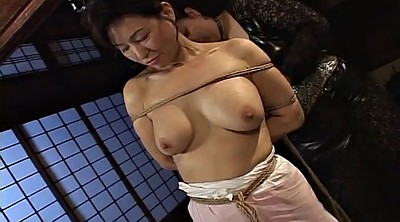 Japanese mature, Asian mature, Japanese bondage