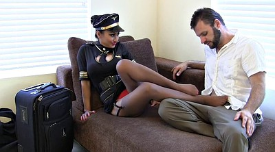 Nylon footjob, Foot nylon, Nylon feet