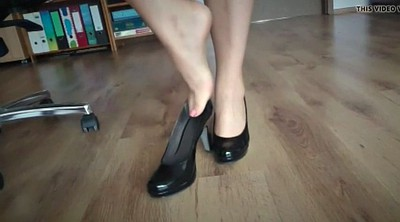 Foot, Nylon feet