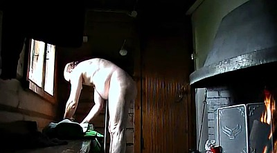 Old, Sauna, Granny handjob, Milf handjob, Hd granny, Old man gay
