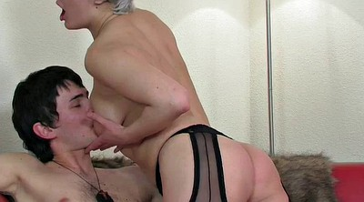 Saggy, Old mom, Russian mature, Russian milf
