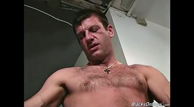 Middle age, White man, Share cock, Big man, Aged