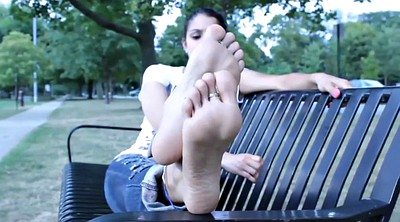 Feet solo, Solo feet, Indian outdoor, Parking, Indian solo, Indian outdoors