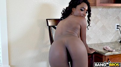 In front of, Teen teacher, Black hair, Undressed, Black teacher