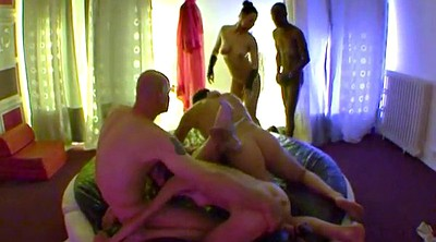 Voyeur, Swingers, Private, Private party, Voyeur couple, French party