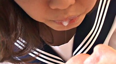 Japanese teen, Spit, Japanese spit