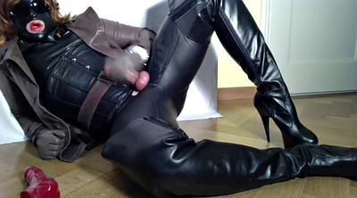 Leather, Horny