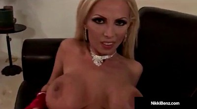 Benz, Pet, Huge pussy, Nikki benz