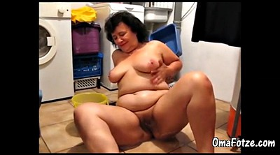 Bbw mature, Chubby solo, Chubby granny