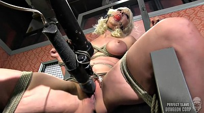 Tied up, Machines, Tied orgasm, Tie, Bdsm machine