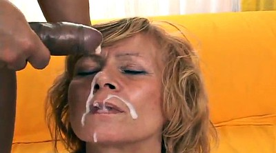Creamy, Mature facials