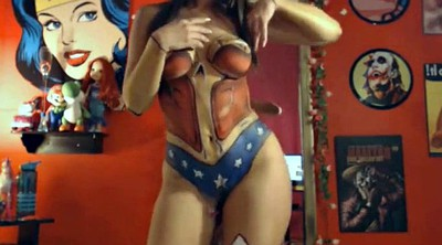 Cosplay, Wonder woman, Womanizer, Cosplay babes